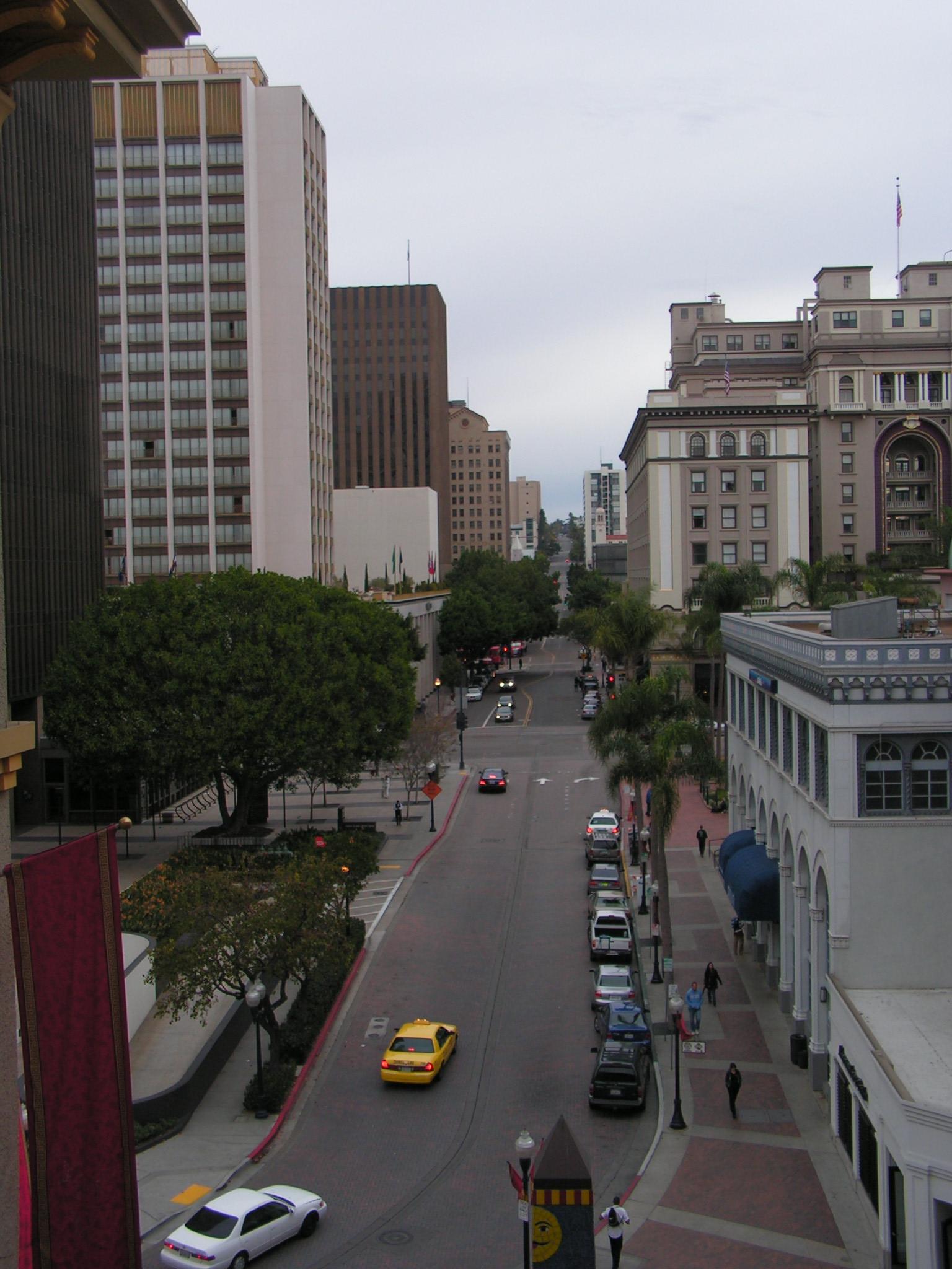 Rue de san diego