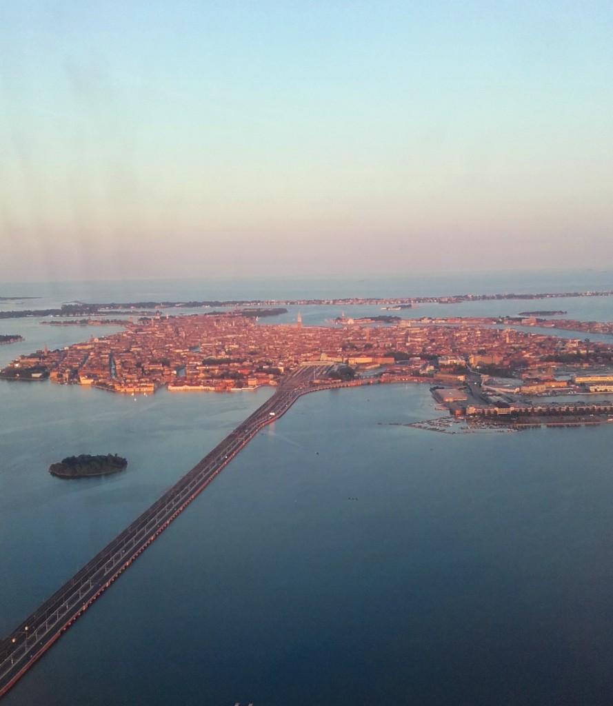 Venise, ciel