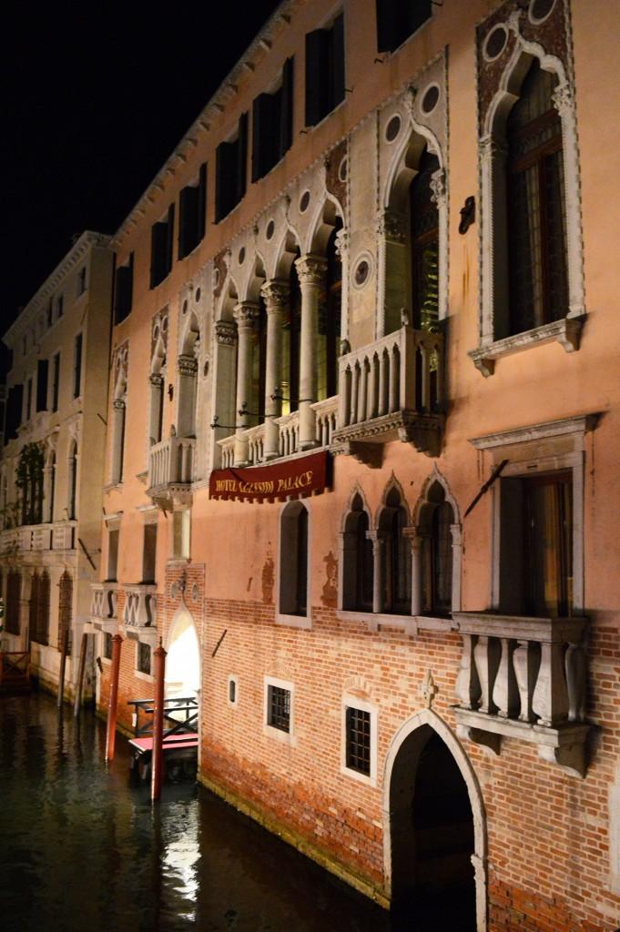Venise nuit