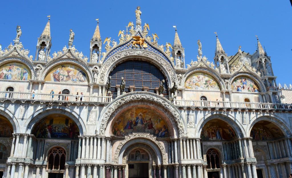 venise basilique saint marc