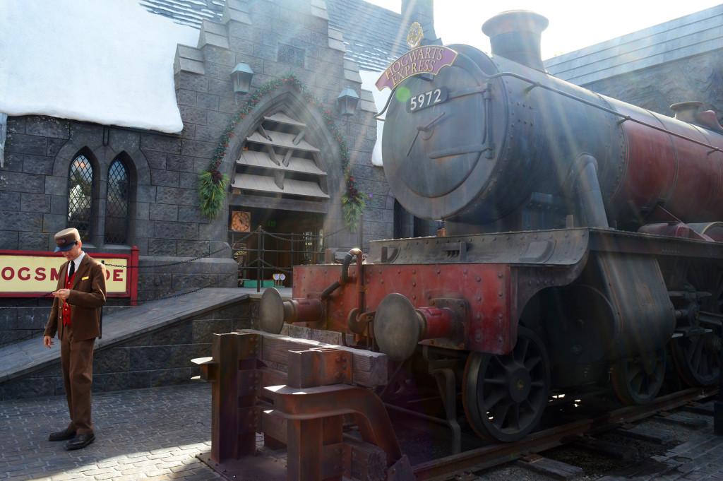 locomotive poudlard express