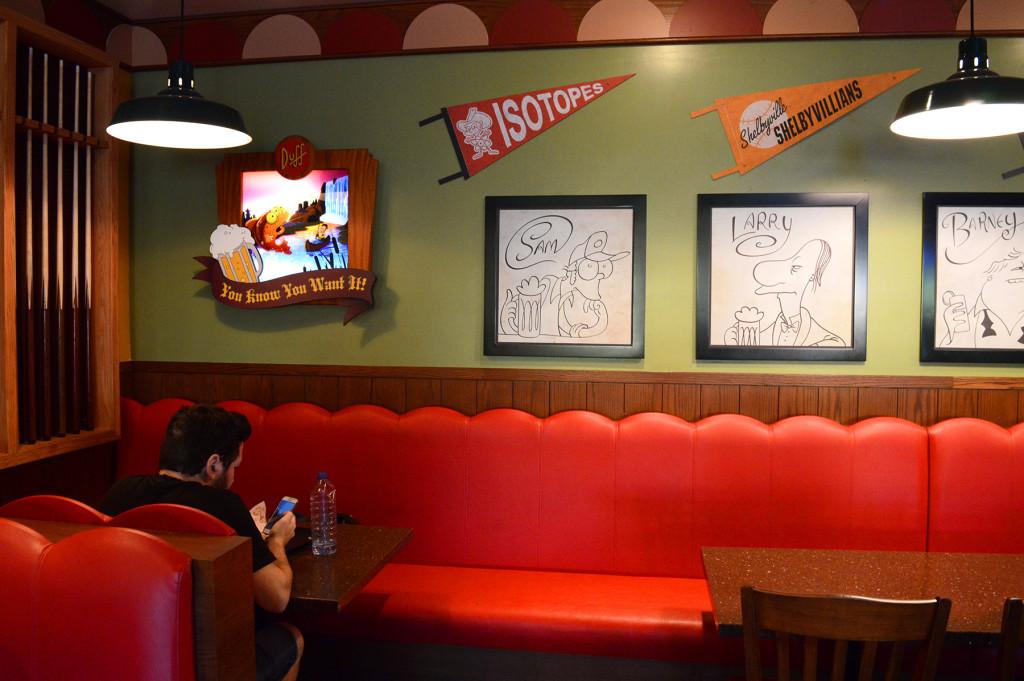 restaurant bar moe simpson