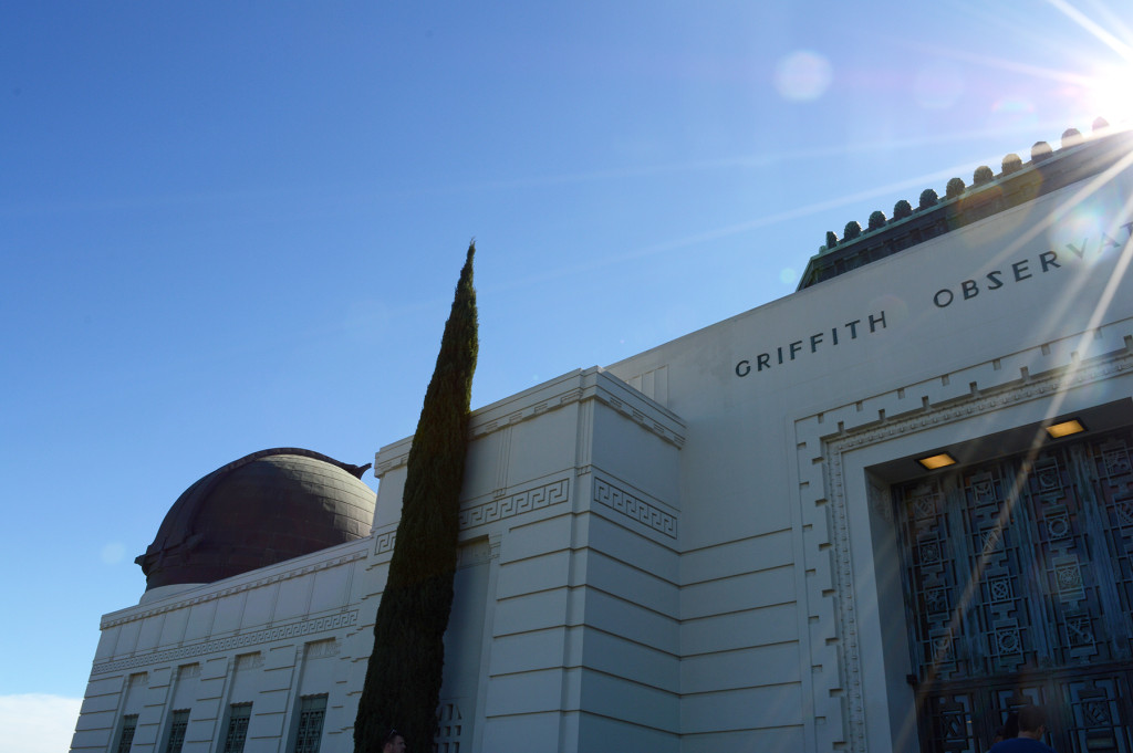 L'observatoire Griffith