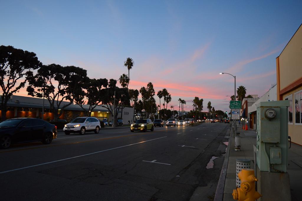 Rue de Redondo Beach