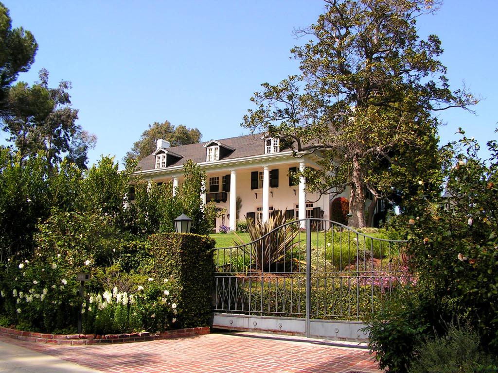 La maison du prince de Bel Air