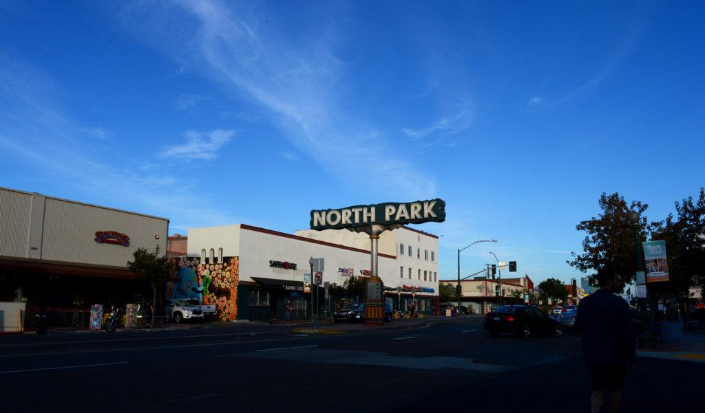 panneau north park