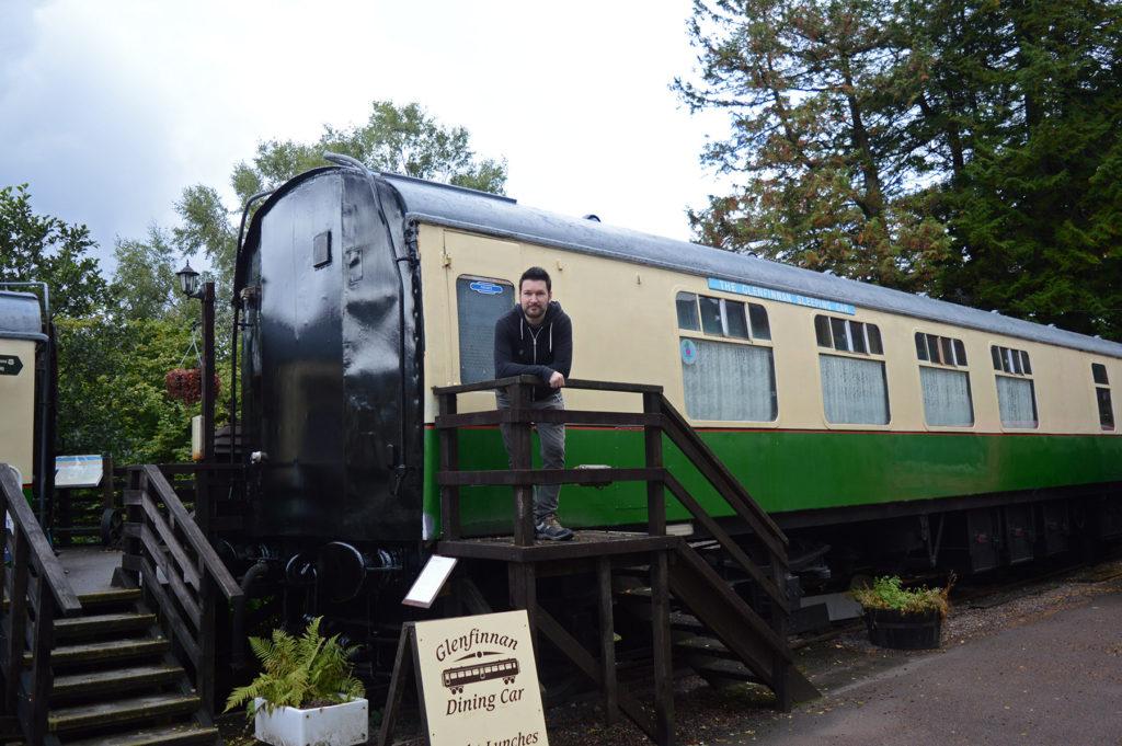 wagon du train-auberge