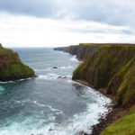 Duncansby Stacks, falaises