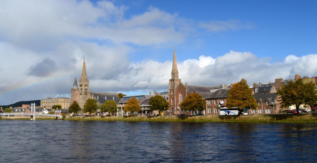 églises près de la ness