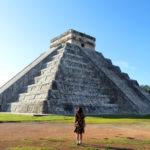 el castillo chichen itza ruines mexique yucatan