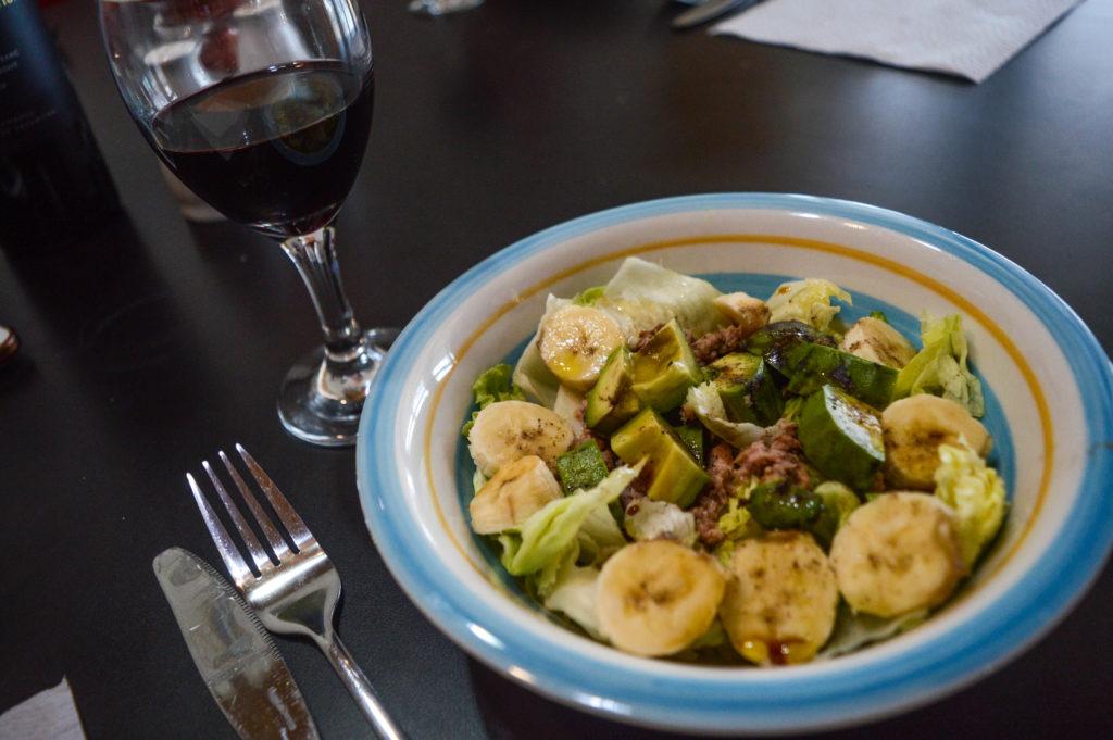 salade argentine pour les fetes de fin d'année