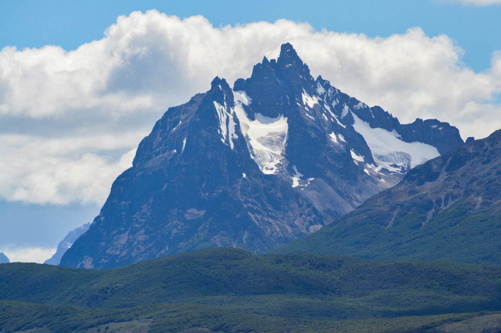 gros plan montagnes