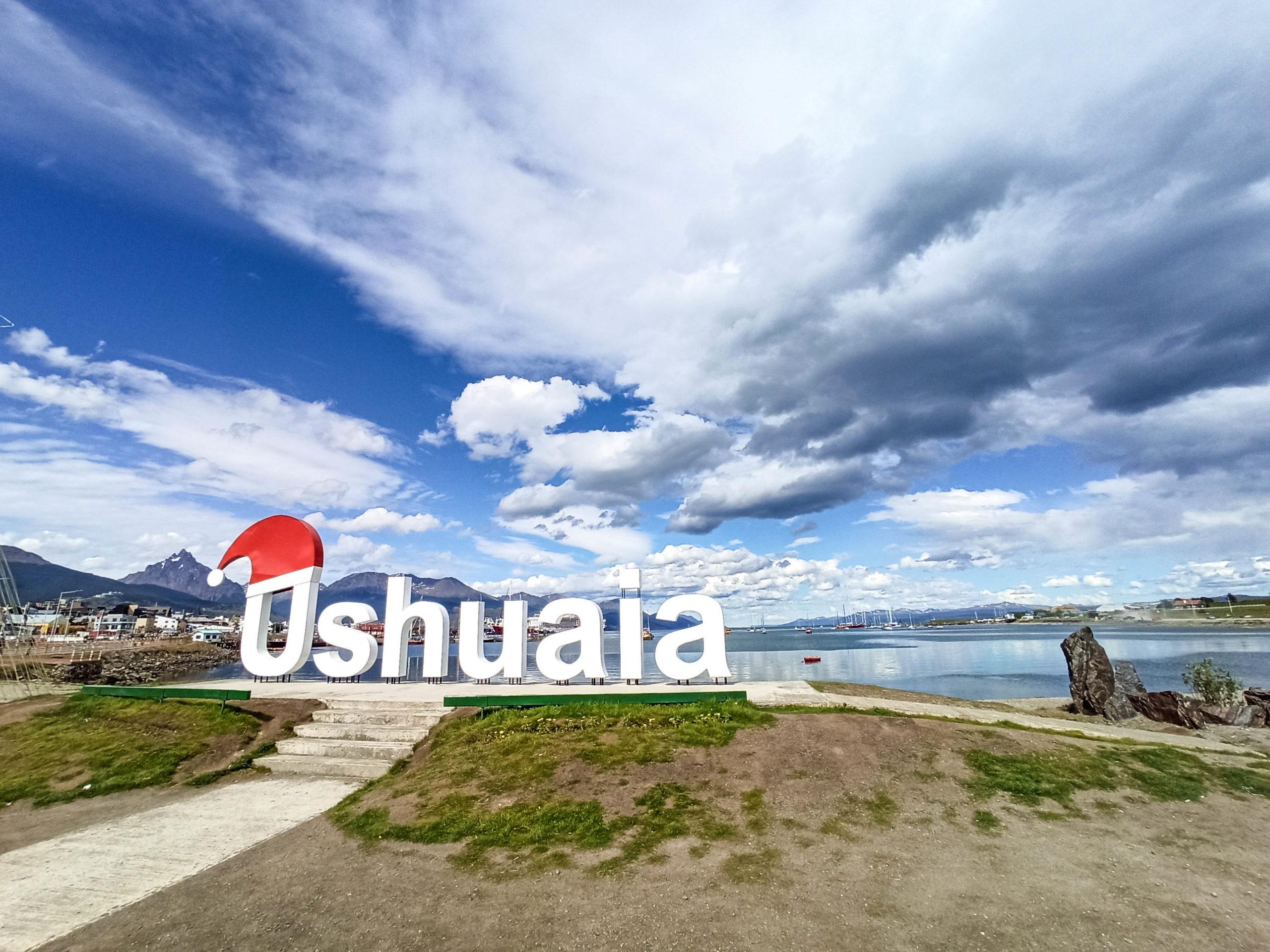 visiter ushuaia fetes de fin d'année noel